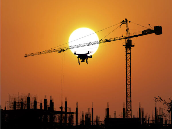 Drone for Construction Monitoring